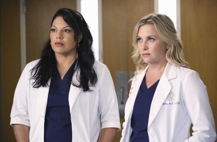 Interracial Relationships on 'Grey's Anatomy'