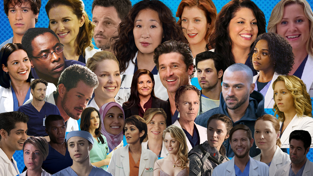 Grey's Anatomy Character Exits: The Good, The Bad, and The Dumb